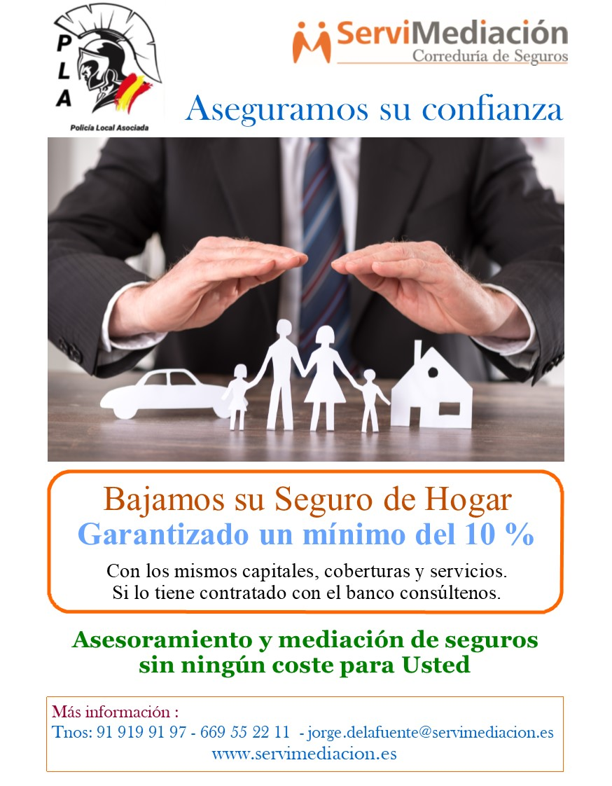 seguro hogar afiliados pla ampliado